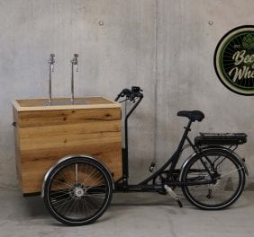 Ready to go Startup: Mobile Beer/Wine Bar